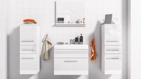MEBLINE Elegantní koupelna LUPO MINI 8 lesk