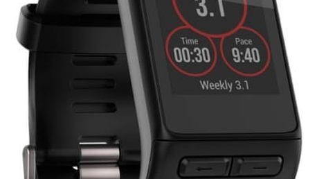 GPS hodinky Garmin Vivoactive Optic (velikost L) černé