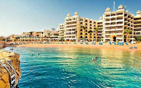 Hotel Sunrise Holidays Resort, Hurghada, Egypt, letecky, all inclusive