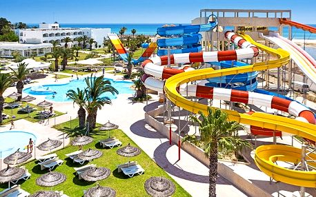 Magic Hotel Venus Beach & Aquapark, Tunisko pevnina, Tunisko, letecky, all inclusive