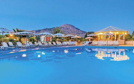 Hotel Olive Garden, Rhodos, Řecko, letecky, all inclusive