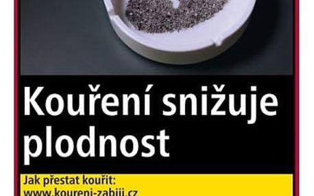 Tabák cigaretový West Red 114g 395Kč SO