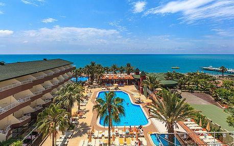 Hotel Galeri Resort, Turecká riviéra, Turecko, letecky, ultra all inclusive