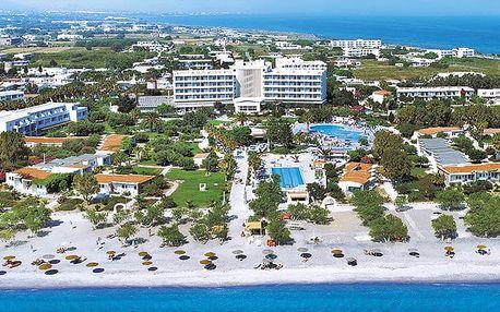 Hotel Atlantis, Kos, Řecko, letecky, all inclusive