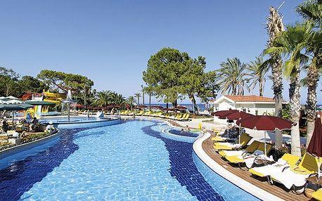 Hotel Club Boran Mare Beach, Turecká riviéra, Turecko, letecky, all inclusive
