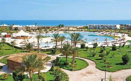 Hotel Gorgonia Beach Resort, Marsa Alam, Egypt, letecky, all inclusive