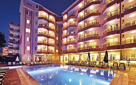 Hotel Katya, Turecká riviéra, Turecko, letecky, all inclusive
