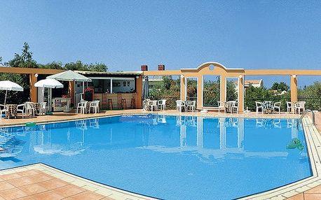 Hotel Nontas & Apartments, Kréta - Chania, Řecko, letecky, bez stravy
