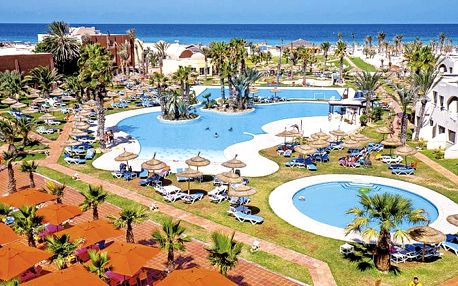 Hotel Welcome Meridiana Djerba, Djerba, Tunisko, letecky, all inclusive