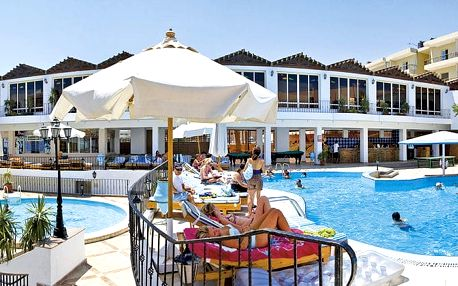 Hotel Minamark Beach Resort, Hurghada, Egypt, letecky, ultra all inclusive