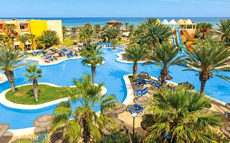 Hotel Caribbean World Djerba, Djerba, Tunisko, letecky, all inclusive