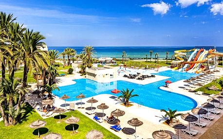 Magic Hotel Skanes Family Resort & Aquapark, Tunisko pevnina, Tunisko, letecky, all inclusive