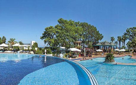 Hotel Club Salima, Turecká riviéra, Turecko, letecky, all inclusive