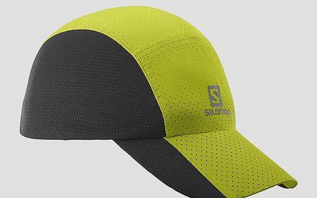 Kšiltovka Salomon XT COMPACT CAP LIME PUNCH./Black Barevná
