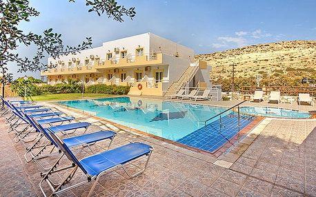 Hotel Zafiria, Kréta, Řecko, letecky, snídaně v ceně