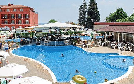 Hotel Mpm Astoria, Burgas, Bulharsko, letecky, ultra all inclusive