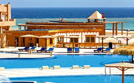 Hotel Laguna Beach Resort, Marsa Alam, Egypt, letecky, all inclusive