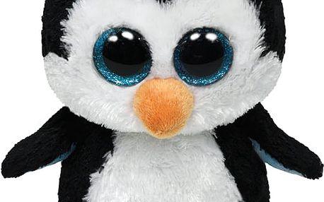 TY Beanie Boos Waddles - tučňák - (24 cm)