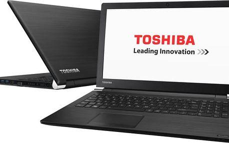 Toshiba Satellite Pro (A50-C-20C), černá - PS57DE-01901TCZ