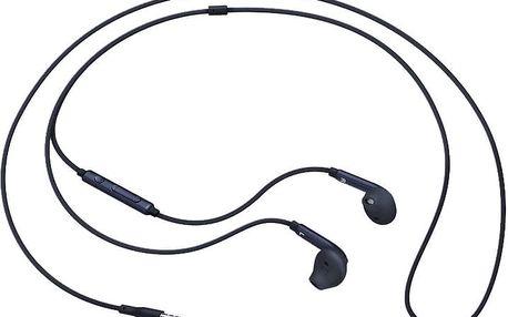 Samsung headset EO-EG920B, modrá/černá - EO-EG920BBEGWW