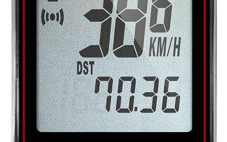 ECHOWELL BC10, černo/červená - ECHO BC10 black/red