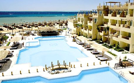 Hotel Imperial Shams Abu Soma, Hurghada, Egypt, letecky, all inclusive