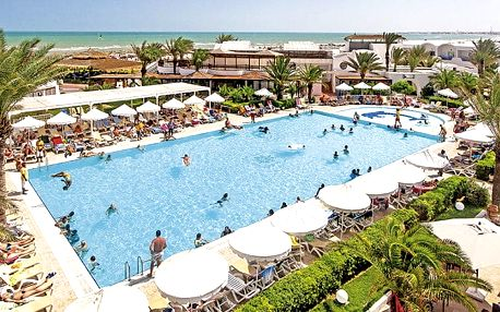 Hotel Meninx Resort & Aquapark, Djerba, Tunisko, letecky, all inclusive