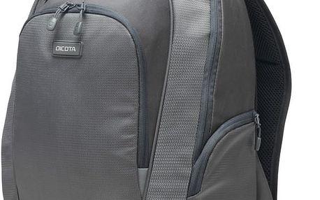 "DICOTA Backpack Light 15,6"", světle šedá - D31045"