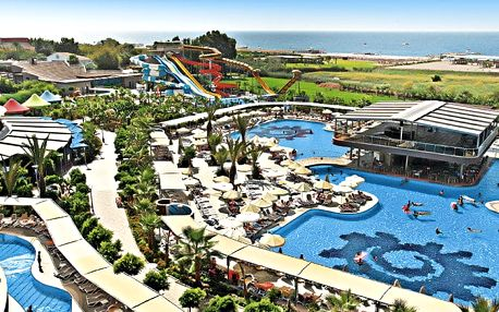 Sunmelia Beach Resort Hotel & Spa, Turecká riviéra, Turecko, letecky, all inclusive