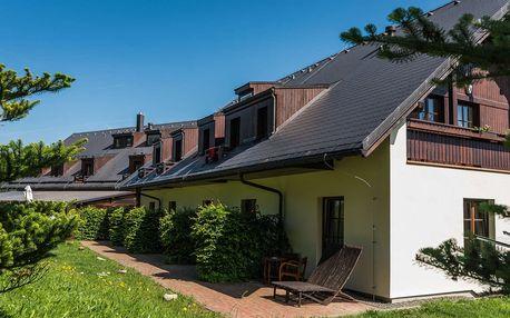 Hotel Annín**** na Šumavě s polopenzí a skvělým wellness bez omezení