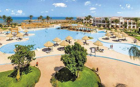 Hotel Grand Seas Resort Hostmark, Hurghada, Egypt, letecky, all inclusive