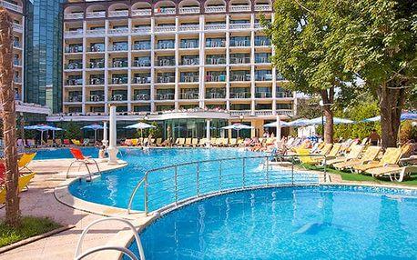 Hotel Planeta Hotel & Aquapark, Burgas, Bulharsko, letecky, all inclusive