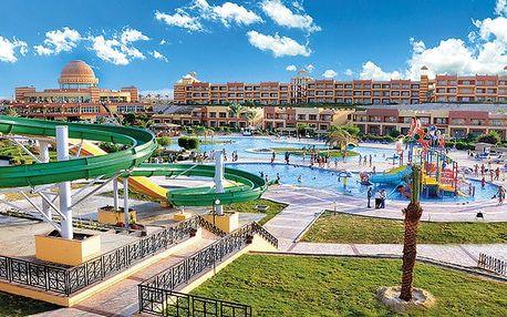 Hotel El Malikia Beach Resort Abu Dabab, Marsa Alam, Egypt, letecky, all inclusive