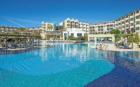 Hotel Arcanus Side Resort, Turecká riviéra, Turecko, letecky, ultra all inclusive