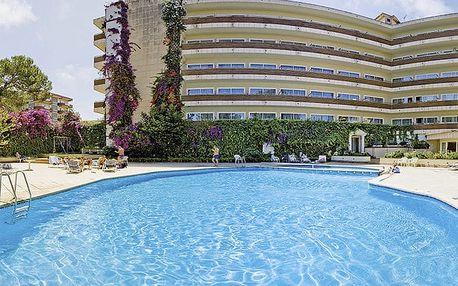 Hotel Ipanema Park/ Ipanema Beach, Mallorca, Španělsko, letecky, polopenze