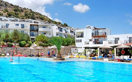 Hotel Semiramis Village, Kréta, Řecko, letecky, all inclusive