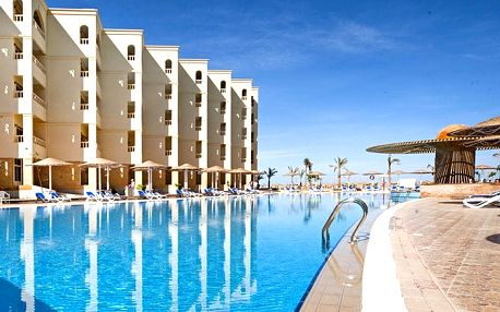Hotel Amc Royal, Hurghada, Egypt, letecky, all inclusive