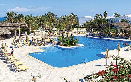 Hotel Seabel Rym Beach, Djerba, Tunisko, letecky, ultra all inclusive