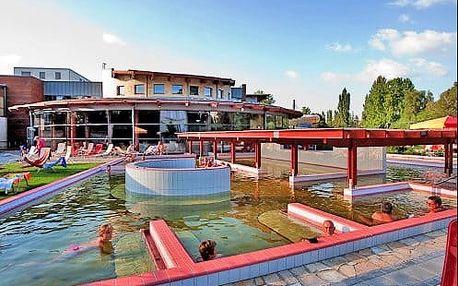 1 denný zájazd so vstupom do termálov Győr - Maďarsko. Deň plný oddychu a relaxu