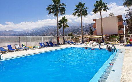 Hotel Triton, Kréta, Řecko, letecky, polopenze