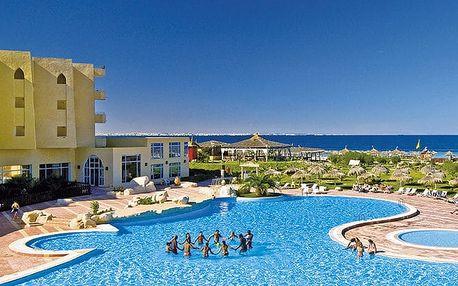 Hotel Skanes Serail, Tunisko pevnina, Tunisko, letecky, ultra all inclusive