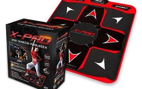 Taneční podložka X-Pad Extreme Dance Pad + Doprava zdarma