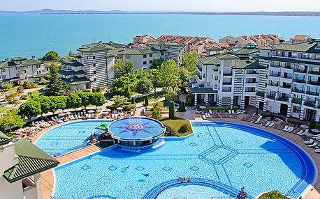Aparthotel Emerald Beach Resort & Spa, Burgas, Bulharsko, letecky, bez stravy
