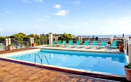 Hotel Jo-an Palace, Kréta, Řecko, letecky, polopenze