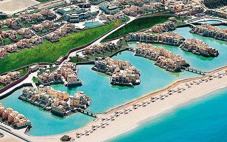 Hotel The Cove Rotana Resort, Dubaj, Spojené arabské emiráty, letecky, snídaně v ceně