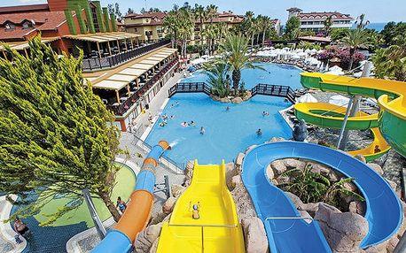 Hotel Alba Resort, Turecká riviéra, Turecko, letecky, all inclusive