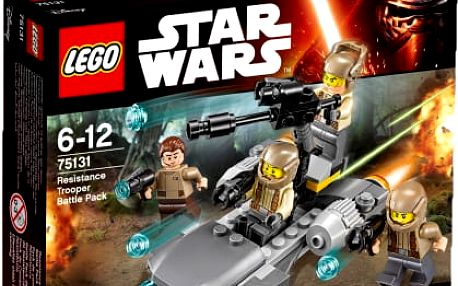 LEGO® Star Wars 75131 Confidential Battle pack Episode 7 Heroes