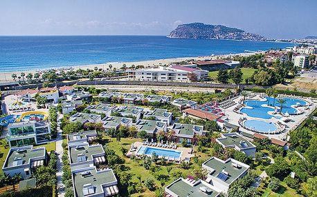 Hotel Green Garden, Turecká riviéra, Turecko, letecky, all inclusive