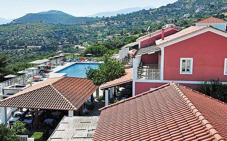Hotel Mykali, Samos, Řecko, letecky, polopenze