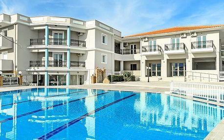 Hotel Karras, Zakynthos, Řecko, letecky, all inclusive